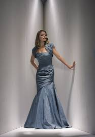 Image result for bluish grey dupioni gown
