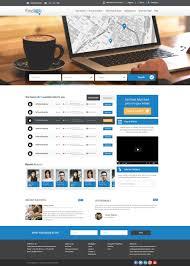 design a job board wordpress themes mockup lancer 53 for design a job board wordpress themes mockup by cretivedesigner1