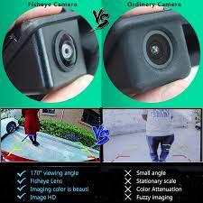 HD 720P 170 Degree Fisheye Lens Car <b>Rear View</b> Reverse Backup ...