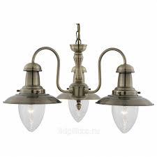 <b>Arte Lamp fisherman</b> A5518LM-3AB <b>люстра подвесная</b> купить в ...