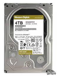Обзор <b>жесткого диска WD</b> Gold 4 Тбайт (WD4003FRYZ): для ...