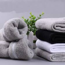 <b>1 pair</b> towel socks <b>winter men's</b> thickening plus velvet cotton socks ...