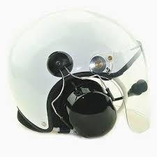 Classic fiber glass high <b>Noise cancel Paramotor</b> helmet PPG helmet ...