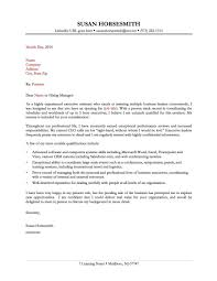 cover letter template for how does look like sample x cover letter gallery of how do a cover letter look