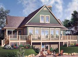 Canadian House Plans   e ARCHITECTURAL design   Page Plan W DR  Four Season Vacation Home Plan