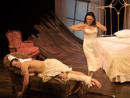 theater review cat on a hot tin roof antaeus theatre in los angeles it s familiar territory for williams another southern dysfunctional family this time in mississippi where the wealthy pollitt family members are at each