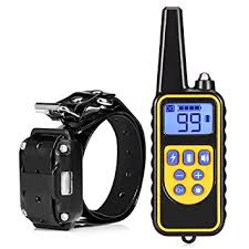 Zenuss <b>880 800m Waterproof</b> Rechargeable Remote Control Dog ...