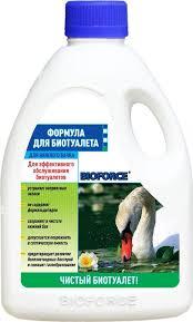 Купить <b>Жидкость для биотуалетов</b> BioForce Chemikals bch-045 ...