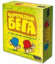<b>Настольная игра Черепашьи бега</b> - купить в интернет магазине ...