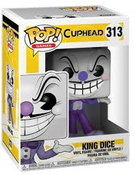 Купить «Фигурка Funko POP! Vinyl: Games: Cuphead: King Dice ...