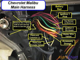 radio replacement help chevy bu forum chevrolet bu forums radio the other end will need to be connected to an accessory wire found on your ignition harness i used the brown wire in the pic below 2nd acc