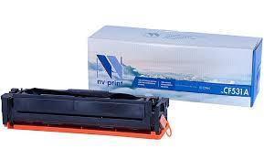 <b>Картридж NV Print CF531A</b> Голубой купить, сравнить цены и ...