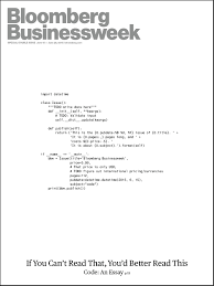 bloomberg businessweek releases the code issue special multi bloomberg businessweek releases the code issue special multi platform package on demystifying code