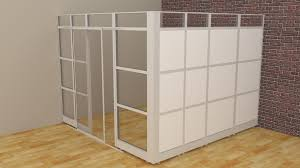 contemporary room dividers glass walls cubicle panels modular office cubicles 10 home design designs ideas awesome divider office room
