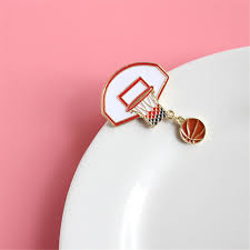 Creative <b>Exquisite</b> Metal Frame Ball <b>Box</b> Pin Fashion Jewelry Badge ...