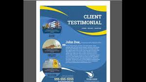 commercial carpet cleaning testimonial flyer commercial carpet cleaning testimonial flyer