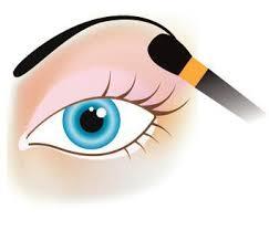 Znalezione obrazy dla zapytania jak zrobić makijaż