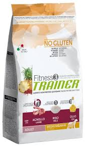 <b>Корм для собак TRAINER</b> (12.5 кг) Fitness3 No Gluten Adult ...