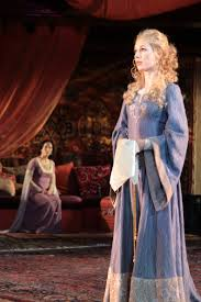 othello folger shakespeare library karen peakes emilia and janie brookshire desdemona in othello directed by