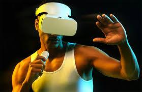 <b>Шлем Xiaomi Mi</b> VR получил собственный датчик движения