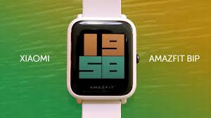 <b>Умные часы Xiaomi</b> Amazfit Bip - Apple Watch для народа ...