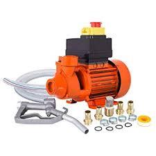 Mophorn 220V 230V 240V Fluid Electric Self-Priming <b>Diesel</b> Pump ...