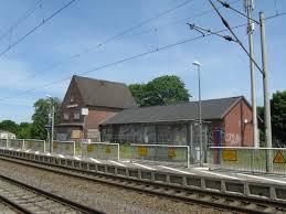 Schwanheide station