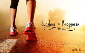 Image result for running in the sun