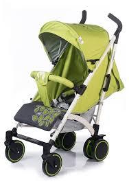 Купить товар <b>Прогулочная коляска Babyhit</b> Rainbow LT зеленый ...
