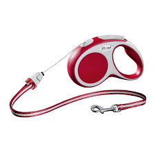 <b>Рулетка</b> Flexi Vario M для собак, трос 8м до 20кг., красная на IZI ...