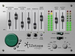 <b>FREE Vinyl</b> IZOTOPE Plugin - LoFi Audio - YouTube