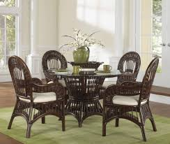 Traditional Dining Room Sets Dining Room Remarkable Woven Dining Room Chairs To Add Attraction