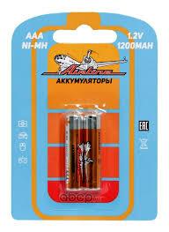 <b>AIRLINE</b> AAA1202 <b>Батарейки AAA</b> HR03 <b>аккумулятор</b> Ni-Mh 1200 ...