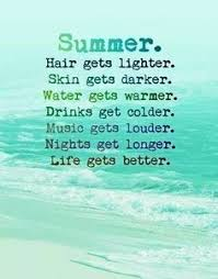 Image result for quotes on summer season