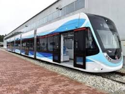 Karşıyaka tramvayında çalışmalar devam ediyor