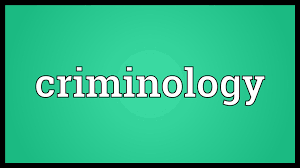 essay on the relationship between sociology and criminology