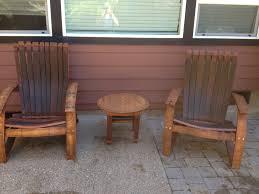 wine barrel outdoor furniture additional photos barrel office barrel middot