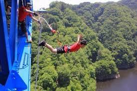「竜神大吊橋バンジージャンプ」の画像検索結果