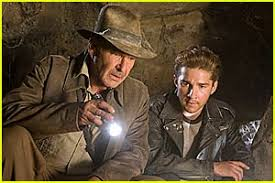 Resultado de imagen de indiana jones and the kingdom of de crystal skull
