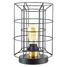 <b>Настольная лампа Lumion</b> Rupert 4410/1T цвет чёрный в Москве ...