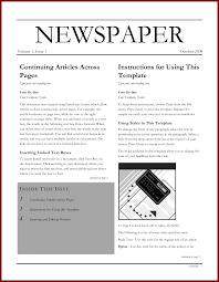 newspaper template microsoft word info 17 microsoft word newspaper template sendletters info