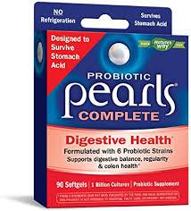 Nature's Way Probiotic Pearls Complete, 1 Billion Live ... - Amazon.com