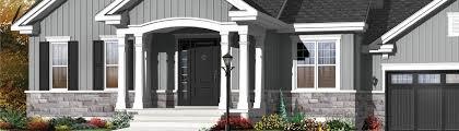 Drummond House Plans   DRUMMONDVILLE  QC  CADrummond House Plans