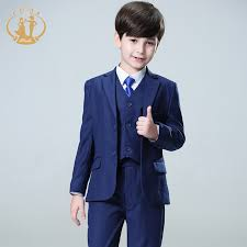 <b>Nimble</b> Suit for Boy <b>Boys Suits for</b> Weddings Kids Blazer Costume ...