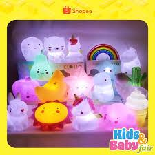 CiCi <b>Cute</b> Mini Cartoon <b>Night</b>-<b>Light Led Night Lamp</b> | Shopee ...