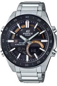 Кварцевые <b>мужские</b> наручные <b>часы Casio ERA</b>-<b>120DB</b>-1B купить ...