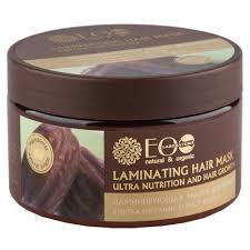 <b>Маска для волос</b> `EO LABORATORIE` <b>ламинирующая</b> 250 мл ...