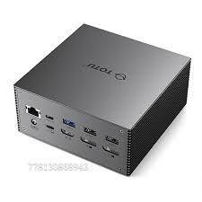 TOTU <b>Upgraded</b> Universal <b>USB</b>-<b>C</b> Docking Station