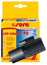 <b>Sera</b> Переходники LED Adapter T8 для светодиодных <b>ламп</b> ...