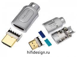 Купить <b>Разъем Inakustik Exzellenz</b> PROFI HDMI IDC Plug в Москве ...